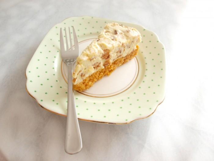 Kit Kat No Bake Cheesecake