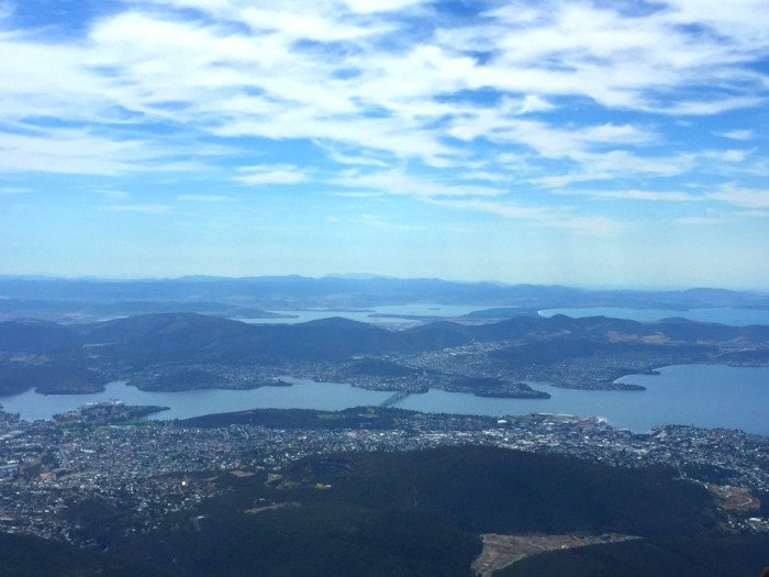 9 things to do in Hobart without a car - Mt Wellington