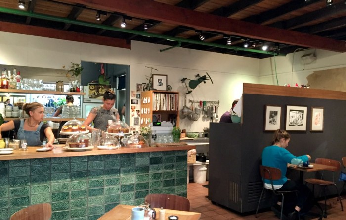 Tricycle Cafe Hobart