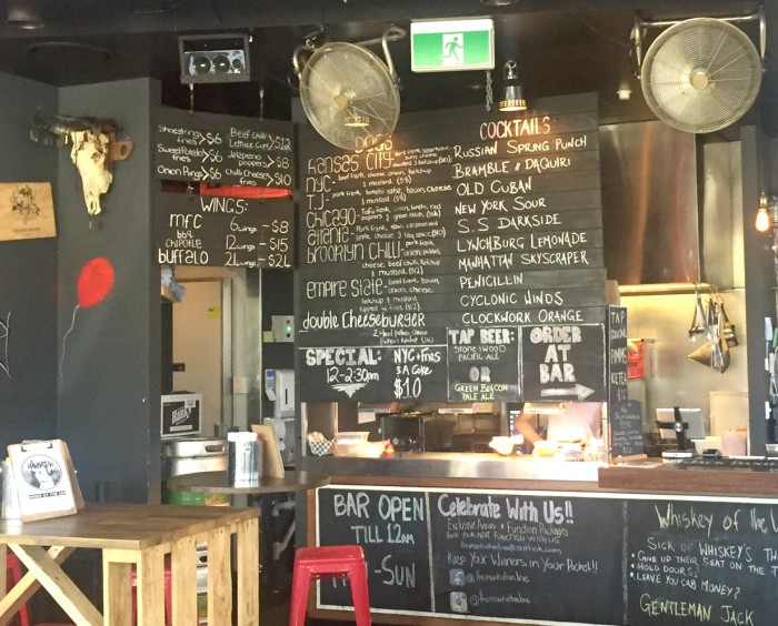 Places to eat and drink in Brisbane