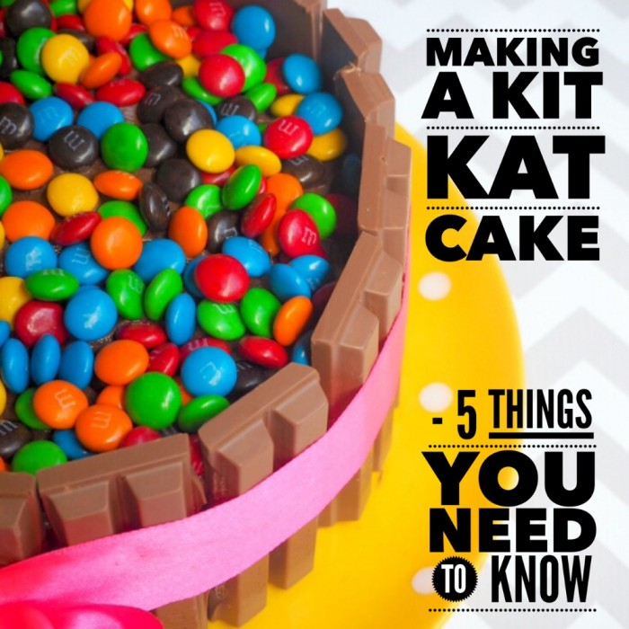 Things I Need To Make Cake