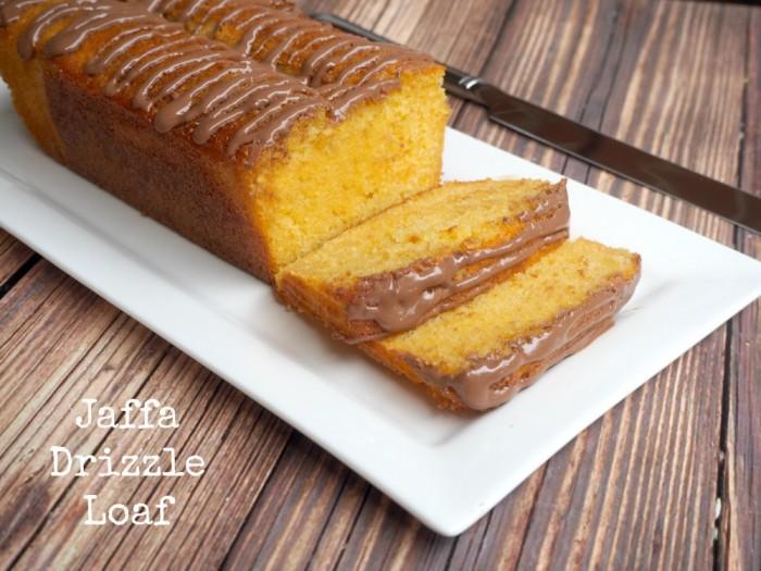 Jaffa Drizzle Loaf