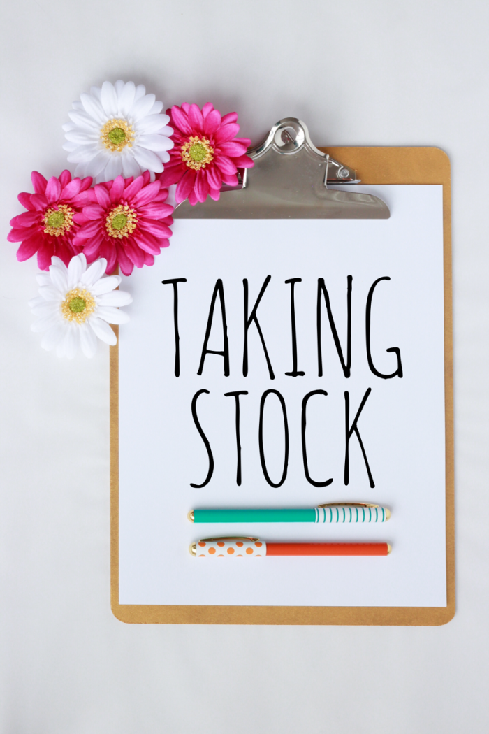 Taking Stock March