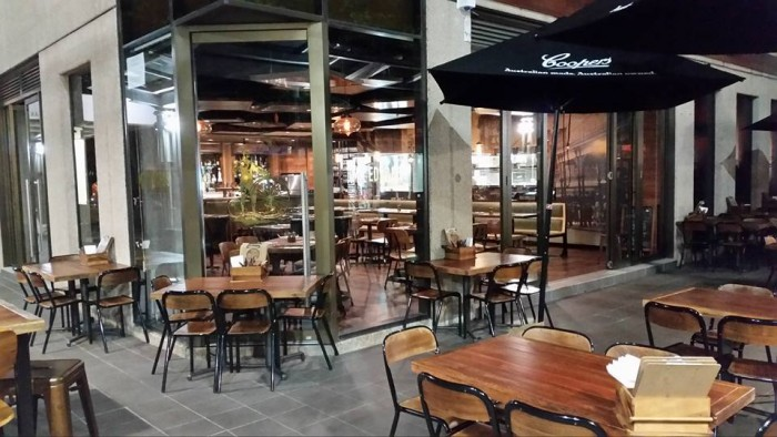 Places to eat in Brisbane