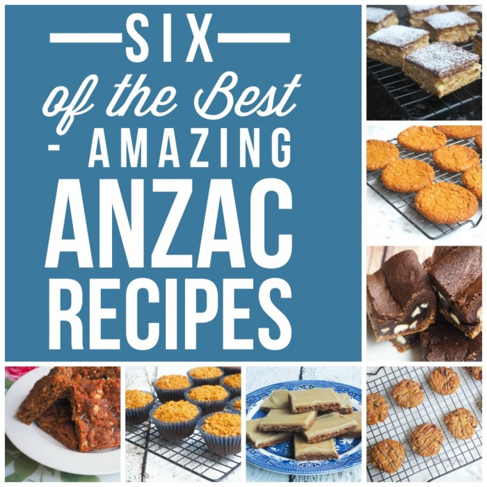Amazing ANZAC recipes