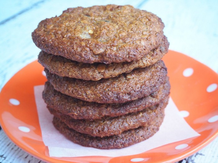 Thermomix Bumper Oat Cookies