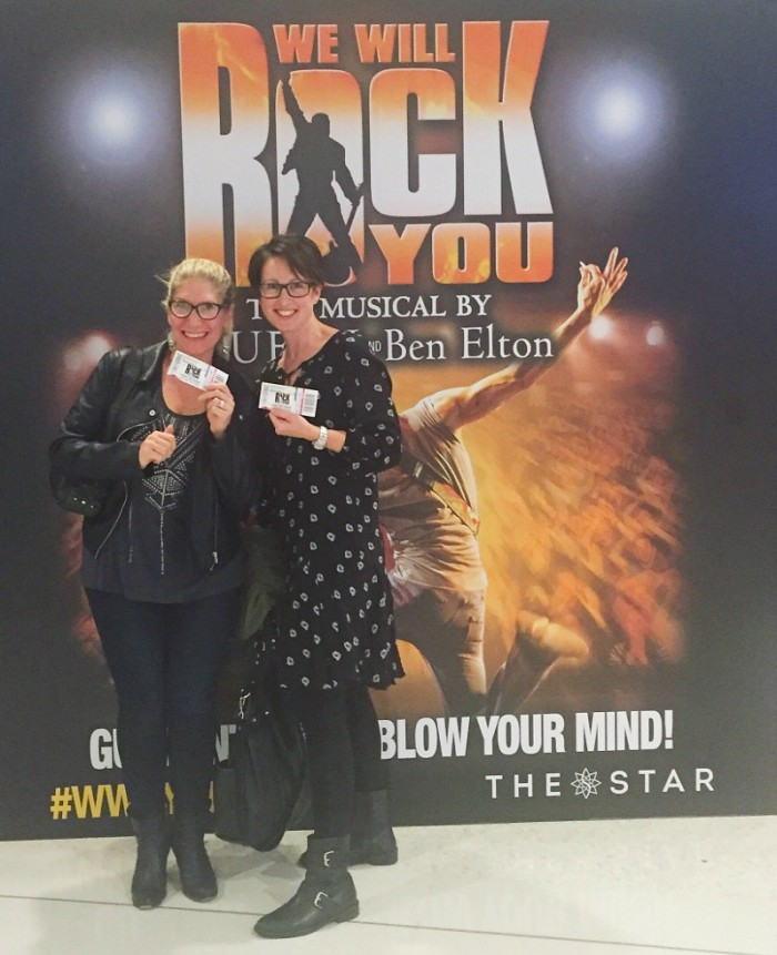 We Will Rock You Sydney