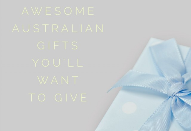 13 Awesome Australian Gifts You'll Want To Give