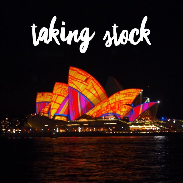 Taking Stock - June