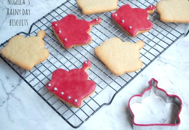 Nigella's Rainy Day Biscuits