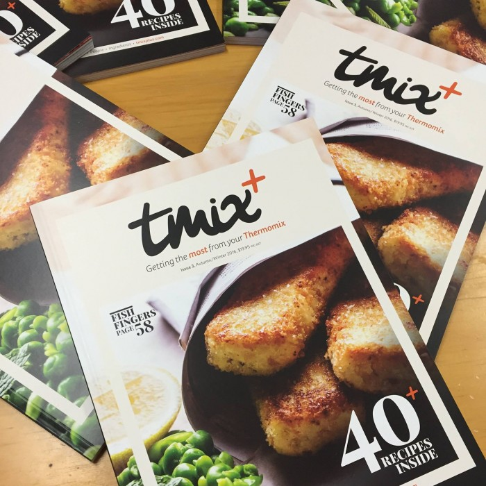 TMix+ Magazine