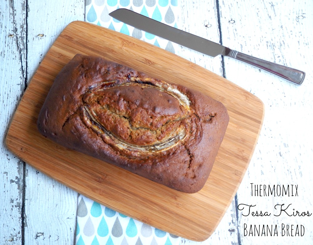 Thermomix Tessa Kiros Banana Bread