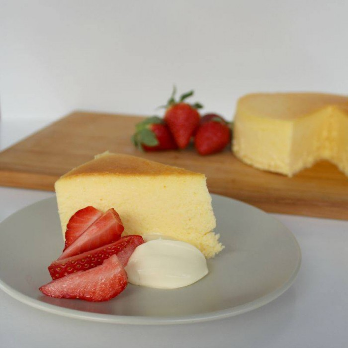 Land of Zonkt - cheesecake