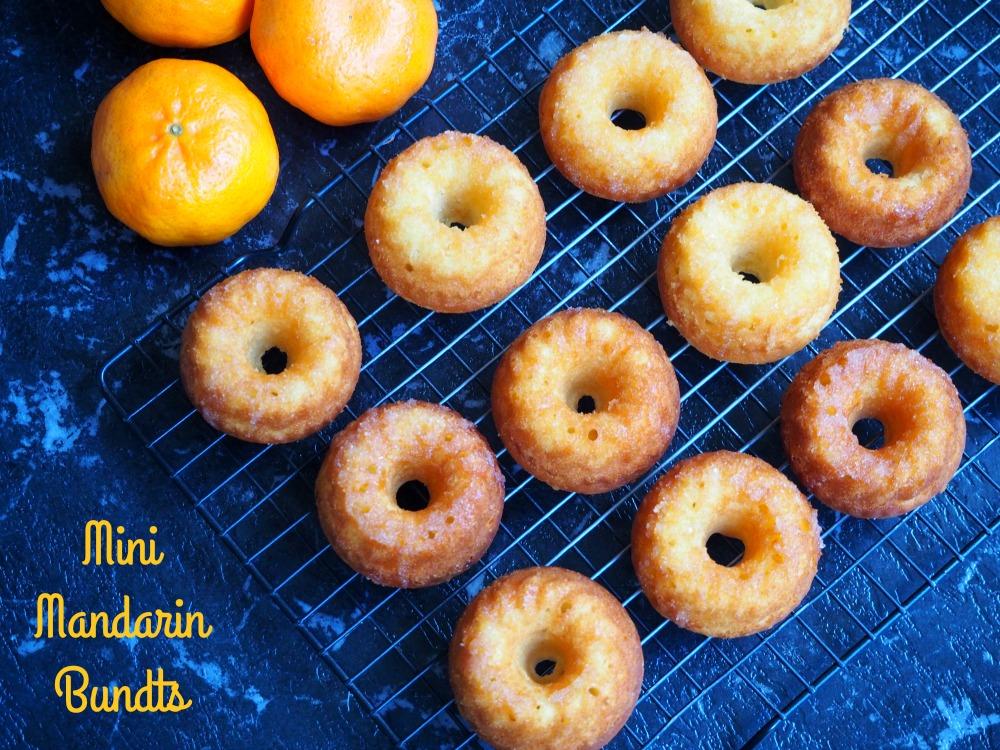 Mini Mandarin Bundts The Annoyed Thyroid