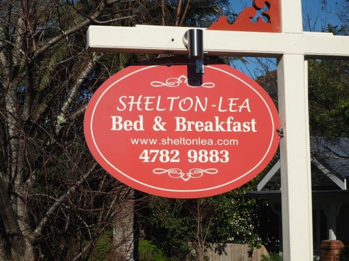 Shelton Lea