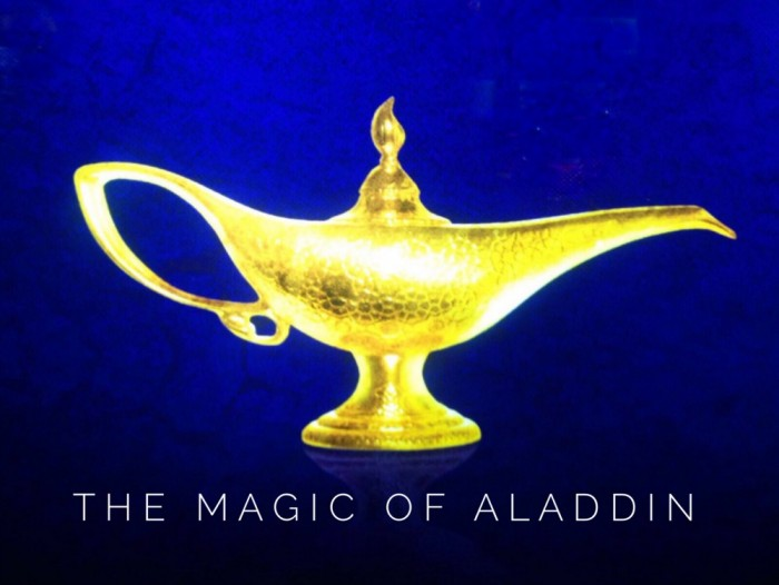 The Magic of Aladdin