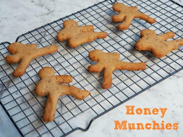 Honey Munchies