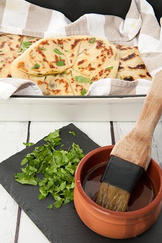 Naan Bread - Gourmet Getaways