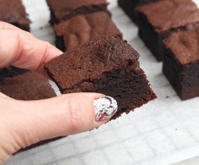 Standy Brownies  4