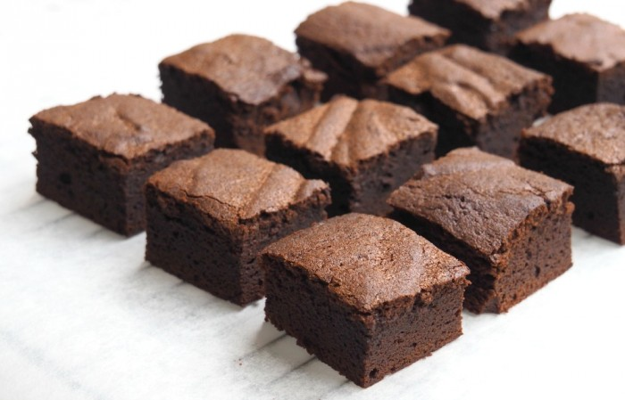 Standy Brownies  2