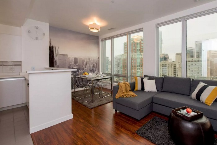 Taking Stock Vancouver Airbnb