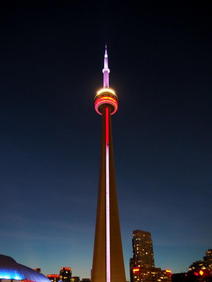 Taking Stock Toronto - CN Tower