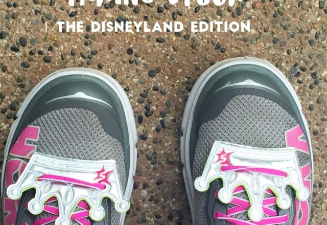 Taking Stock – The Disneyland Edition