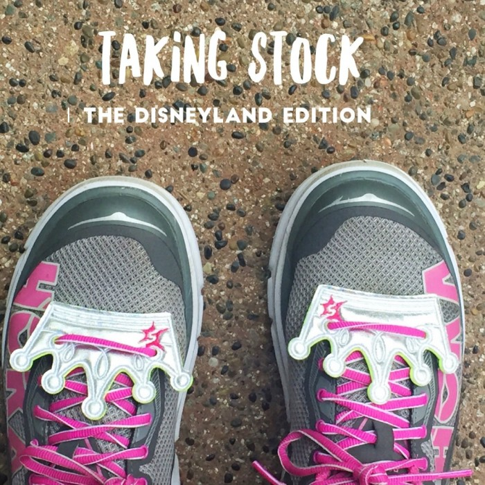 Taking Stock - The Disneyland Edition