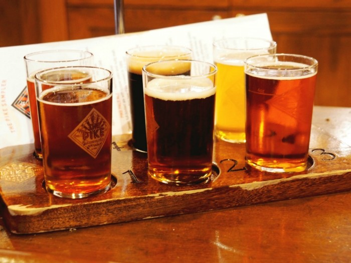 Taking Stock Seattle - Pike Brewing