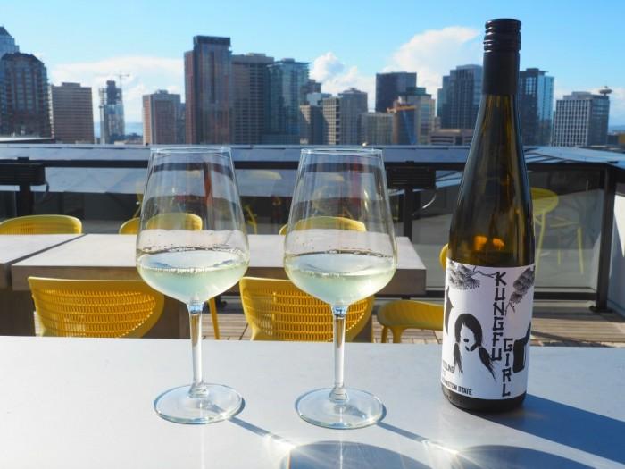 Taking Stock Seattle - rooftop
