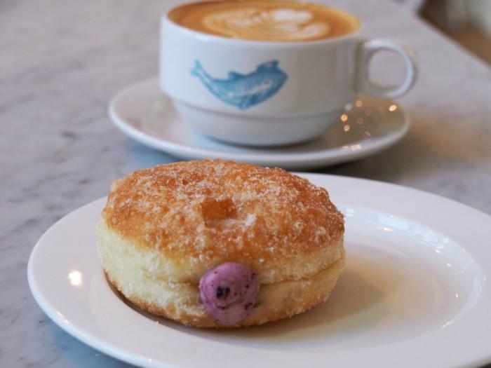 Taking Stock Seattle - Generall Porpoise donut