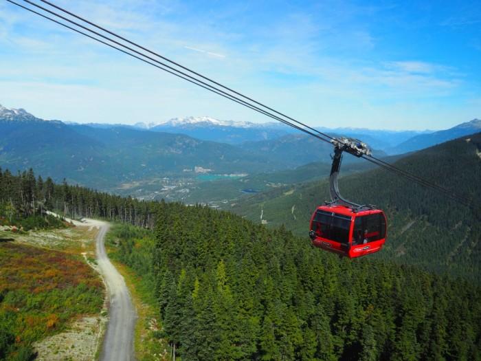 Taking Stock Vancouver - Peak 2 Peak