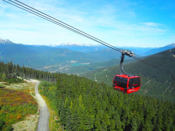 Peak to Peak - Landsea tours