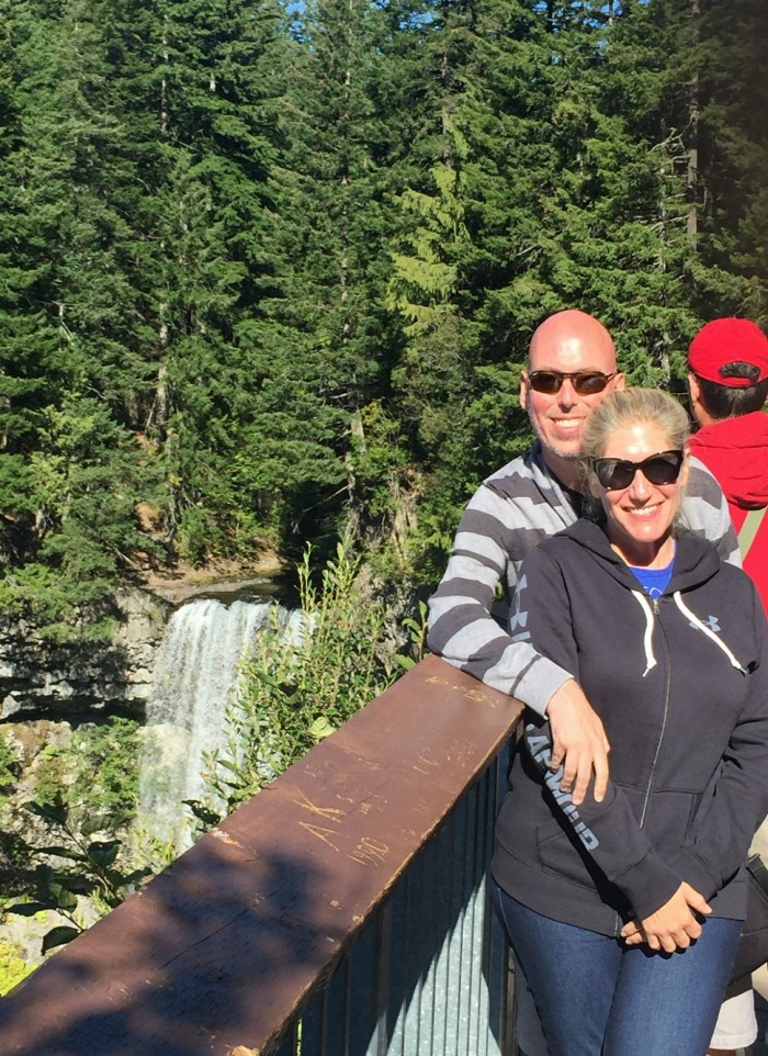 Day trip to Whistler - Brandywine Falls
