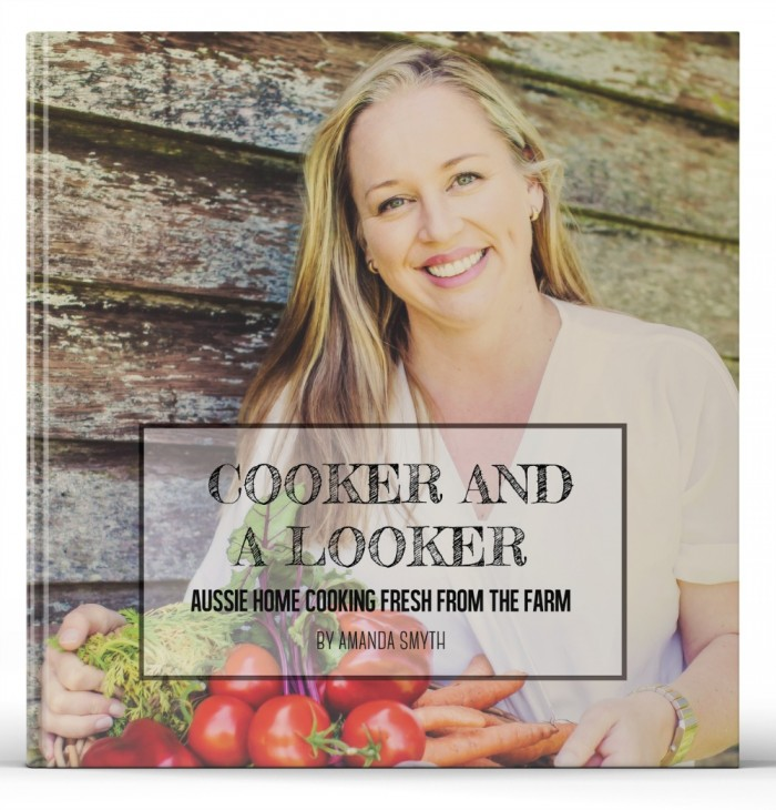 Cooker and A Looker cookbook