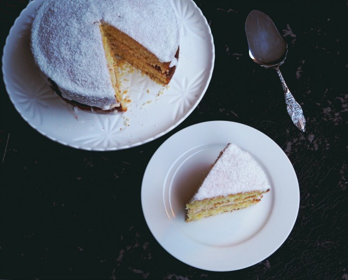 Best ever coconut cake 3