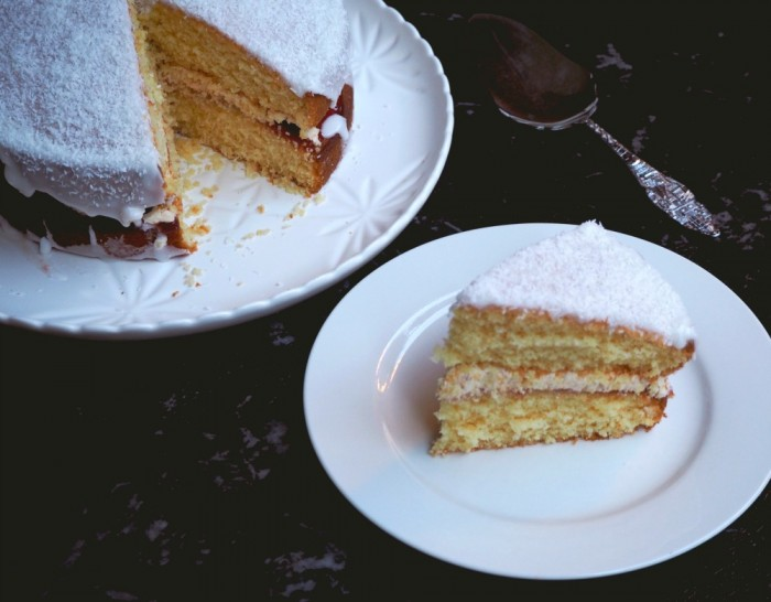 Best ever coconut cake 4