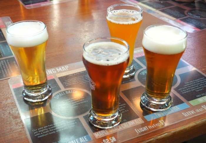 20 places to eat in Vancouver - Granville Island Brewing