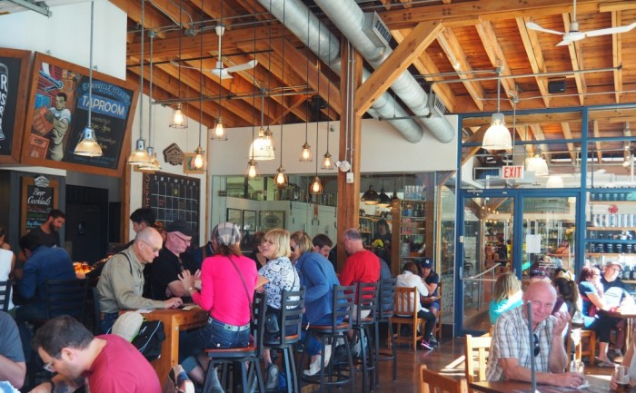 20 places to eat in Vancouver - Granville Island Brewing  2