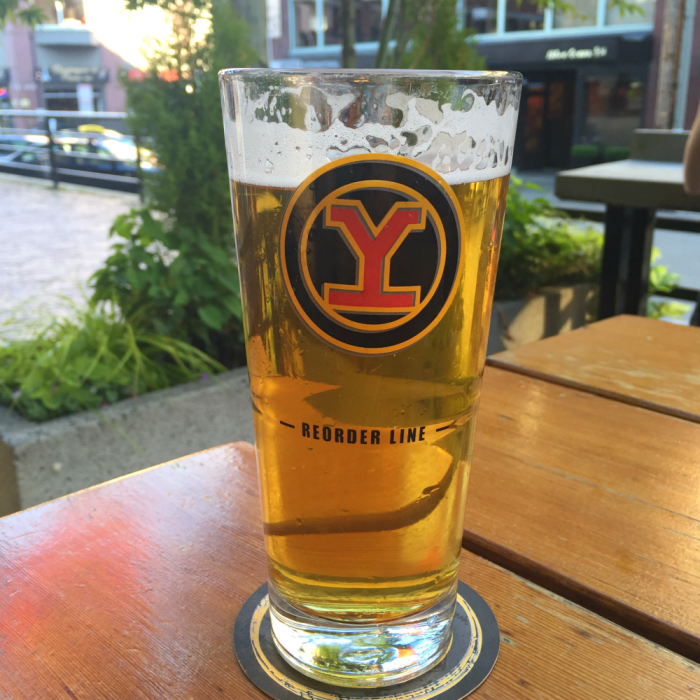 20 places to eat and drink Vanouver - Yaletown brewing