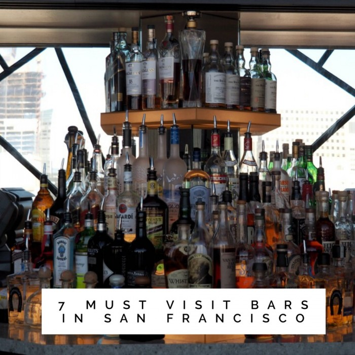 7 must visit bars in san francisco