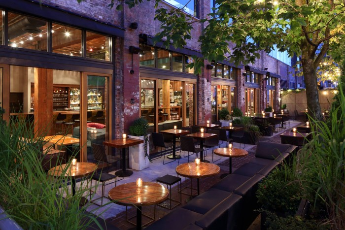 20 places to eat in Vancouver Chambar Vancouver
