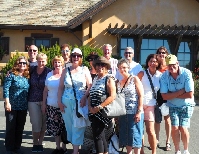 Sonoma posse - Green Dream Wine Tours