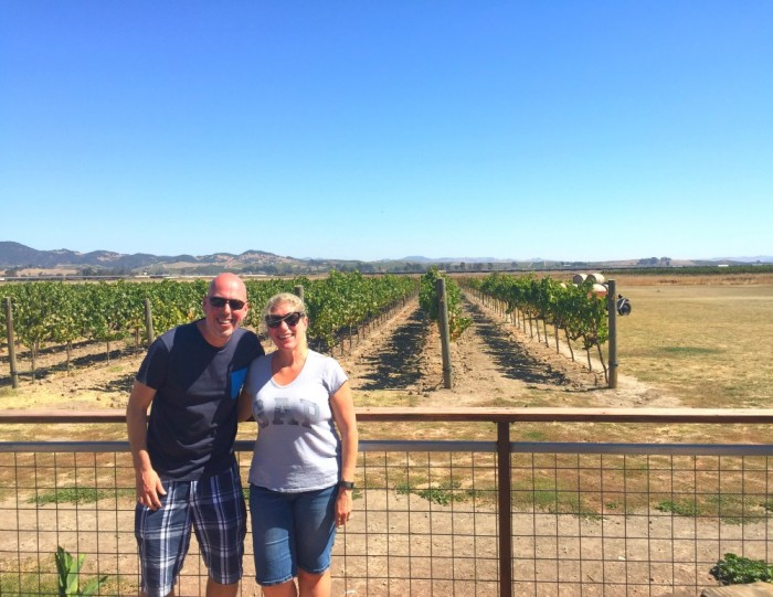 Larson Family Winery Sonoma Green Dream Tours