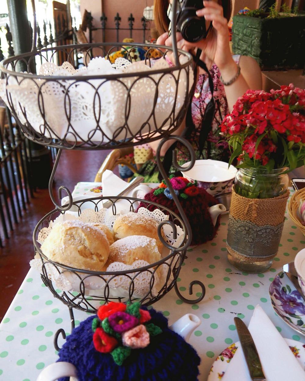 Tea at the Tea Cosy