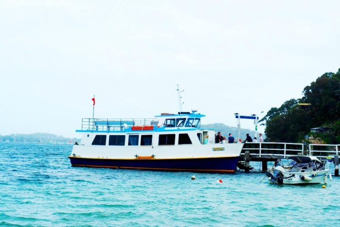 Mackerel ferry