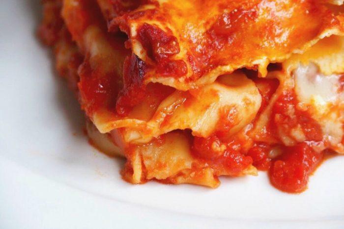 Veggie Calabrian Lasagne 2