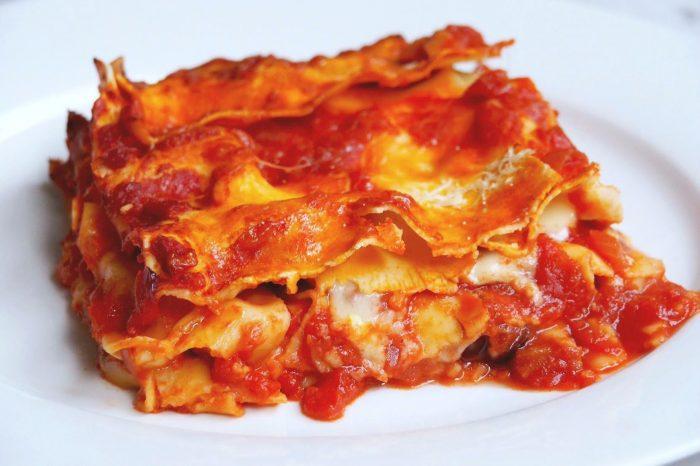 Veggie Calabrian Lasagne 3