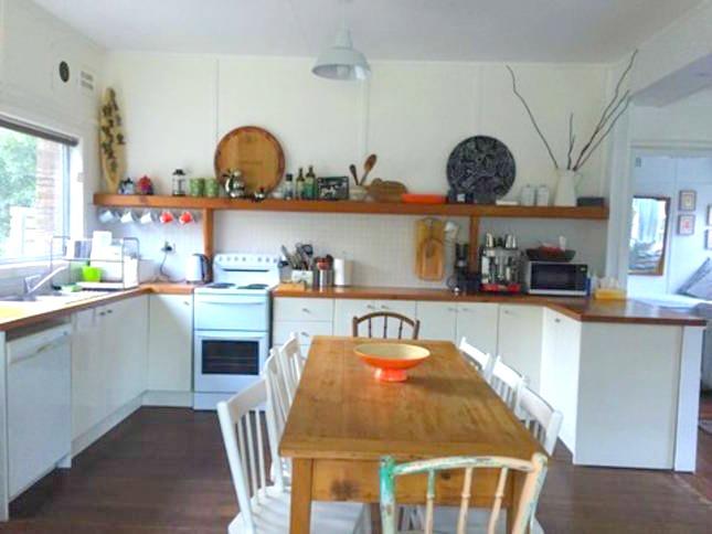 Aub and Ethels kitchen