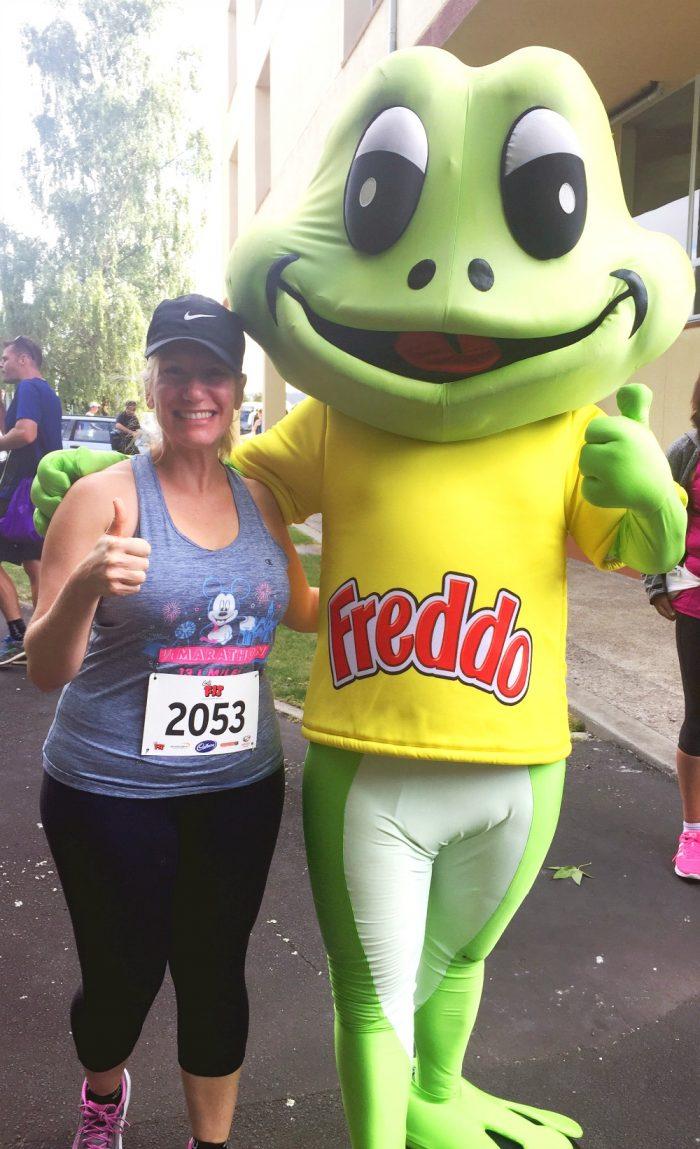 Freddo Frog Cadbury 10k